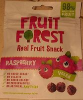 Fruit forest _ real fruit snack - Product - fr