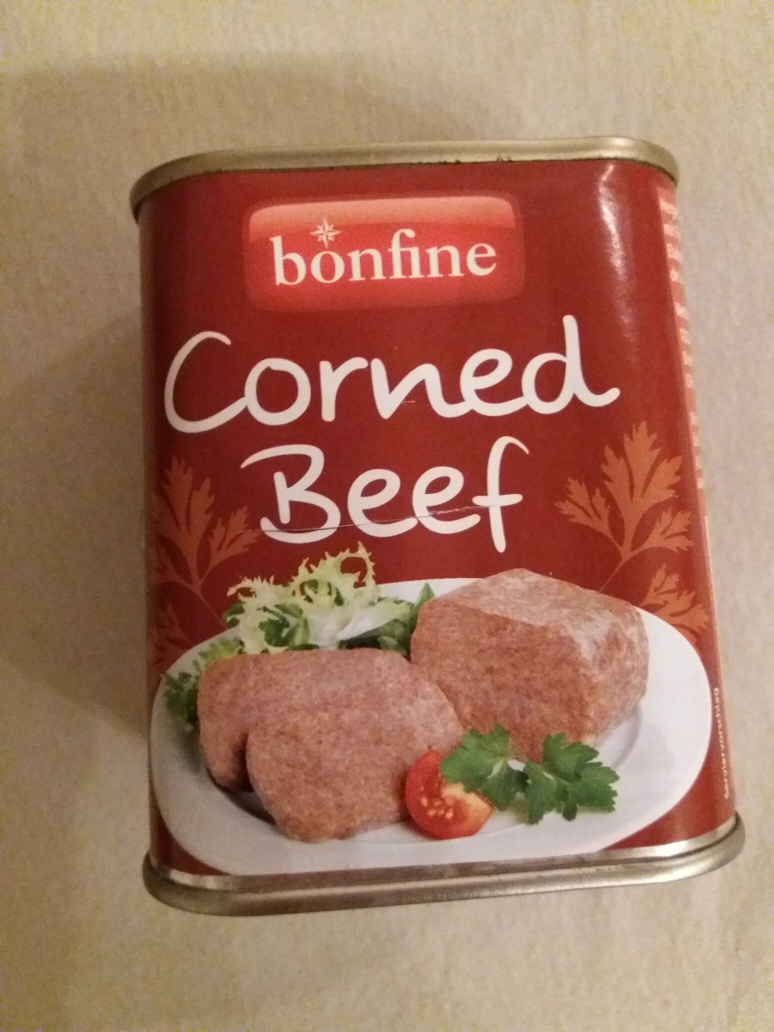 Corned Beef - Product - fr