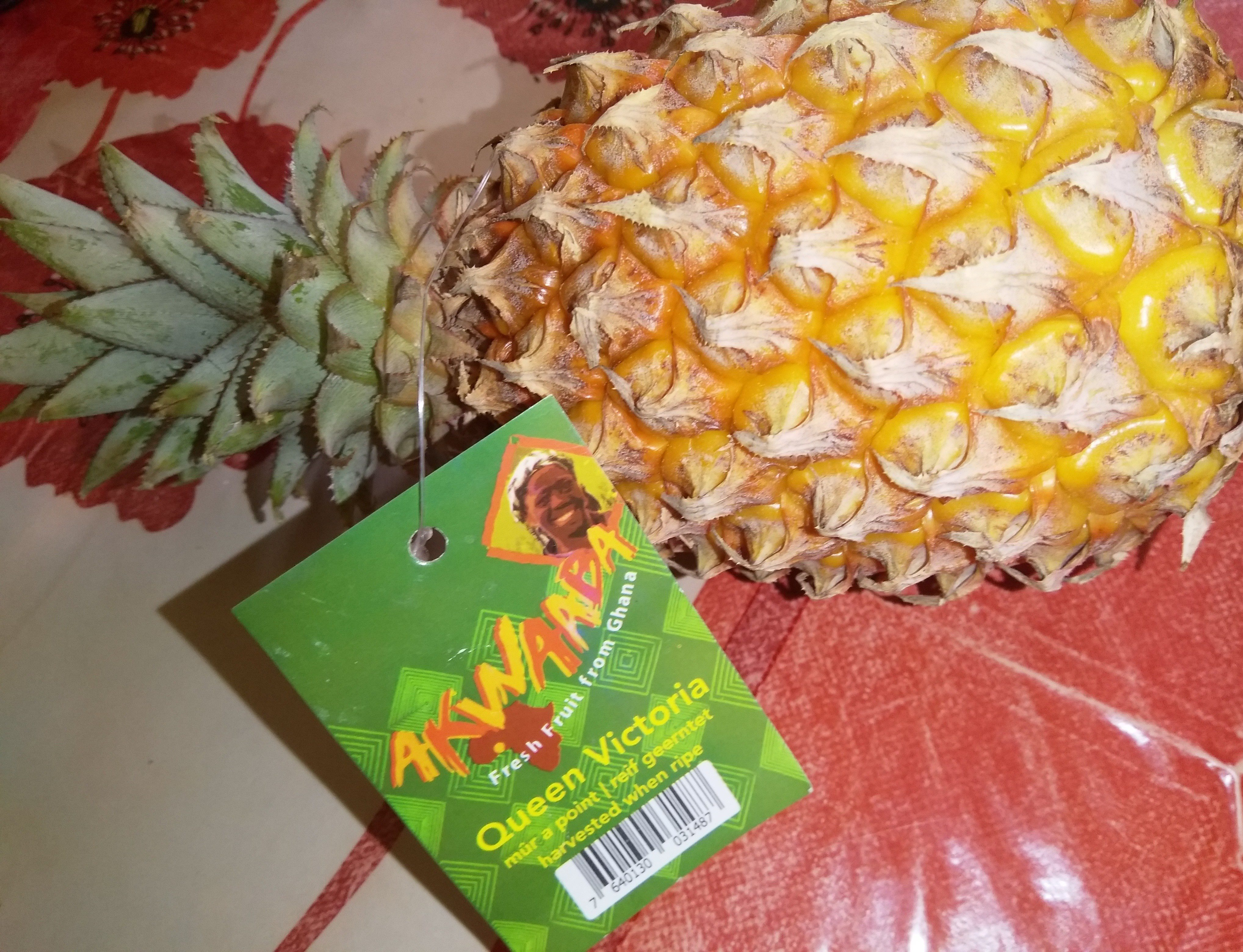Ananas victoria - Product - fr