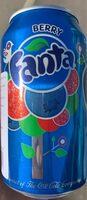 Fanta berry - Prodotto - fr