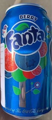 Fanta berry - Prodotto