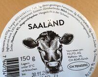 Joghurt Hazelnut Saaländ - Informations nutritionnelles - de