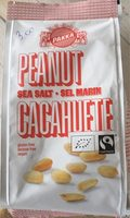 Cacahuetes Grillees Au Sel Marin - Produit