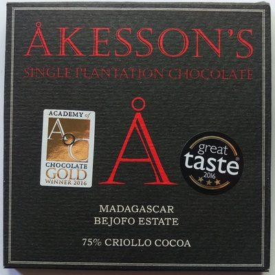 Madagascar 75% Criollo Cocoa - Product