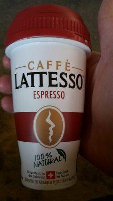 Caffè lattesso espresso - Produit