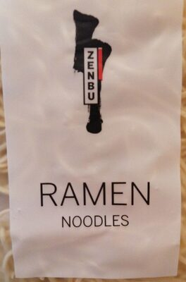 Ramen noodles - Prodotto - fr