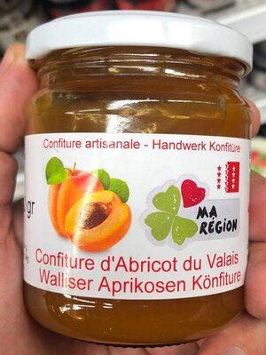 Confiture abricot du valais - Prodotto - fr