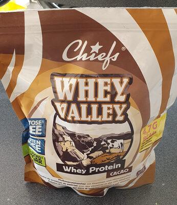 Whey valley cacao - Prodotto - fr