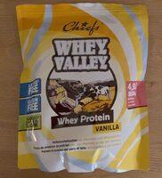 Chiefs Whey Valley - Produit - fr