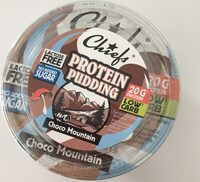 Protein Pudding Choco Mountain - Product - fr