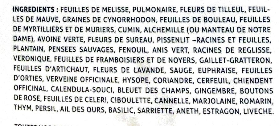 Th aromatique aux plantes luxoheal 120g - Plantes aromatiques cuisine ...
