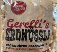 Cacahuètes Spagnolette - Prodotto - fr