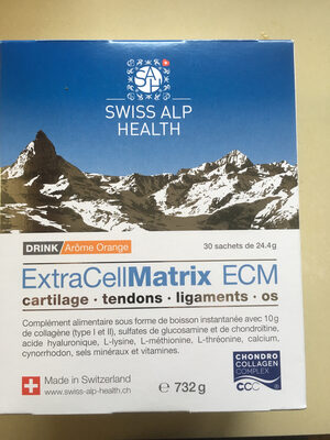 Extracellmatrix - Prodotto - fr
