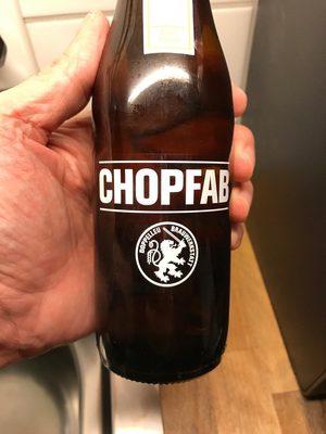 Chopfab Bier - Produit