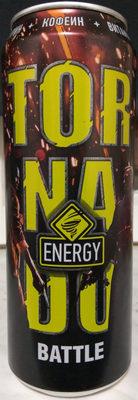 Tornado Energy BATTLE - Produit