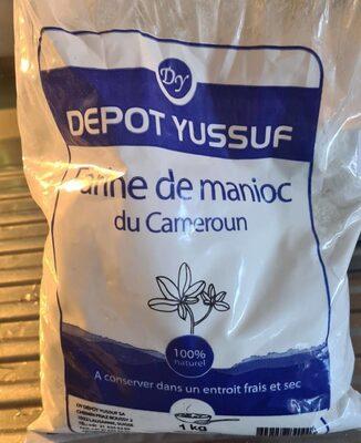 Farine de manioc - Prodotto - fr