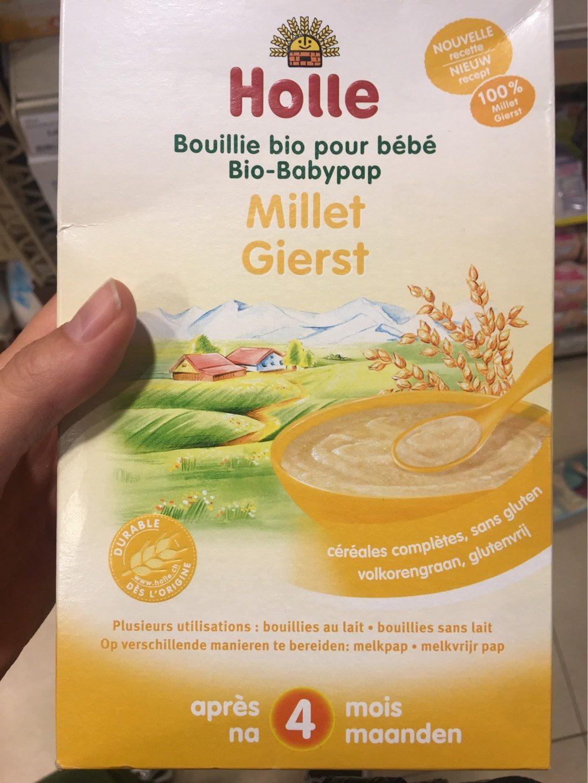 Muesli Pour Bebe Cereales Fruits Des 4 Mois - Produit