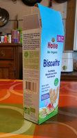Holle Bio-biscuits Birne Apfel 125 G - Produit