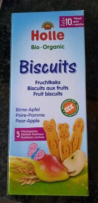 Biscuits aux fruits - Product - fr