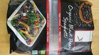 Organic Black Bean Spaghetti - Produit
