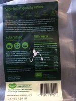 Edamane noodles - Product
