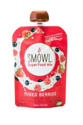 Superfood Mix Fruits Rouges - 100% naturel - Produit - fr