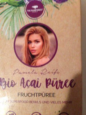 Bio Acai Püree - Product