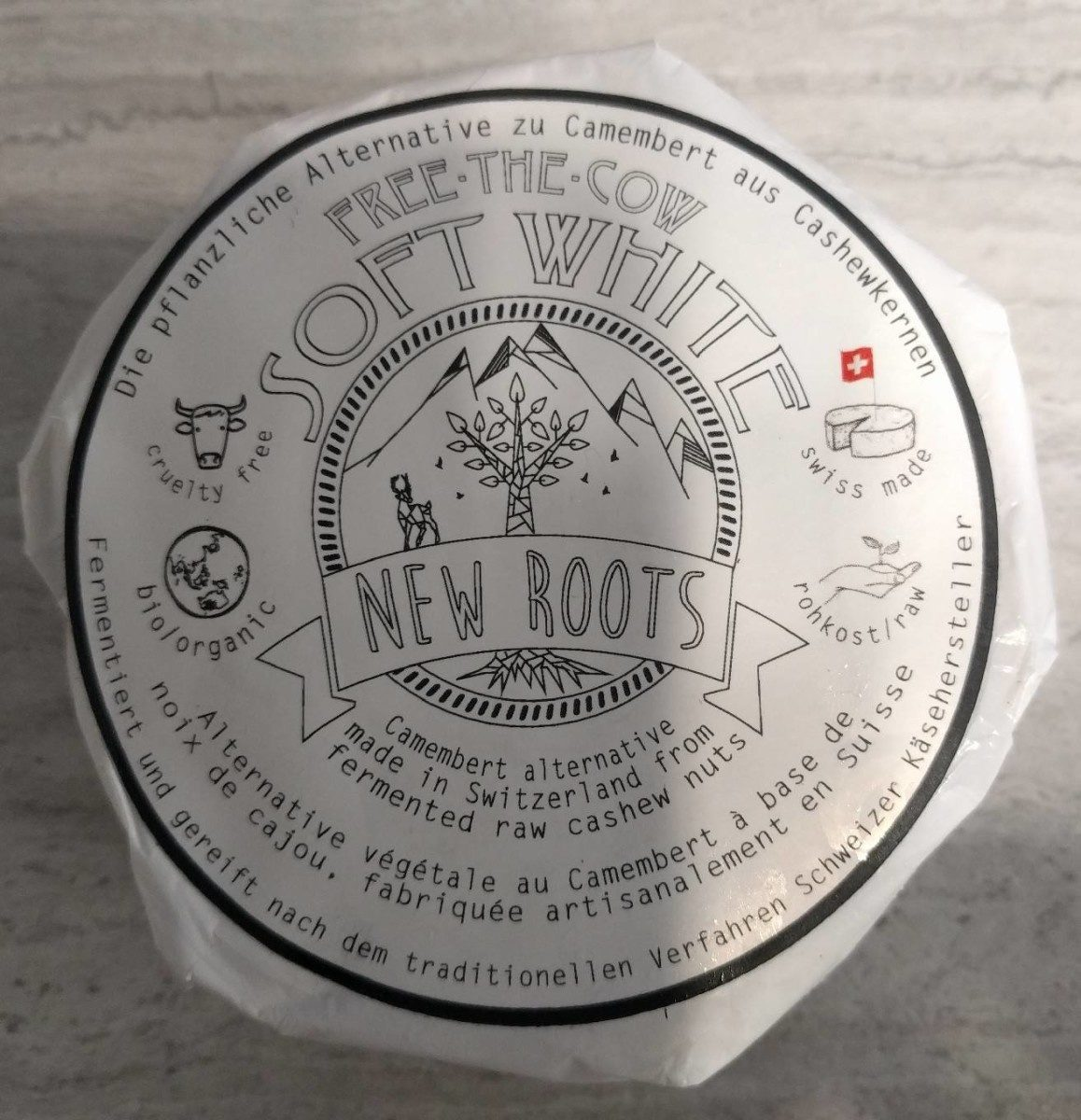 Free the Cow - Soft White - Product
