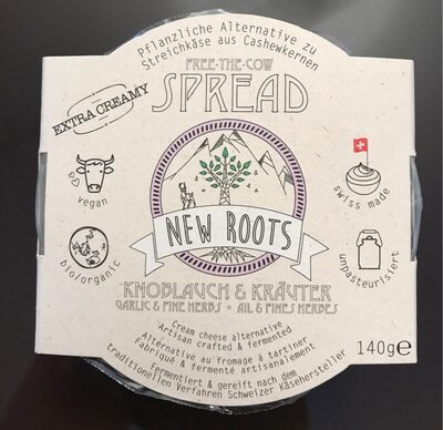Free the cow Spread - Product - fr