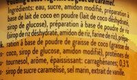 9Hylls caramel - Ingrédients - fr