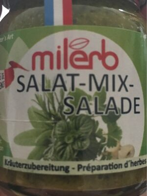 Salat-mix-salade - Product - en
