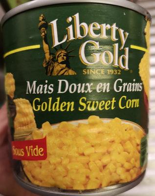 mais doux en grains - Produit