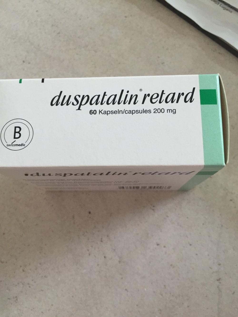 Duspatalin  retard - Product