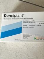 Dormiplant - Product
