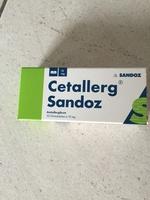 Cetallerg - Product
