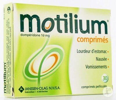 Motilium Schmelztabletten - Product