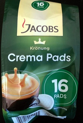 Crema Pads - Produkt