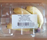 Mini Bananes 300g - Produit - fr
