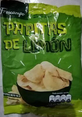 Papitas de limón - Produit - es