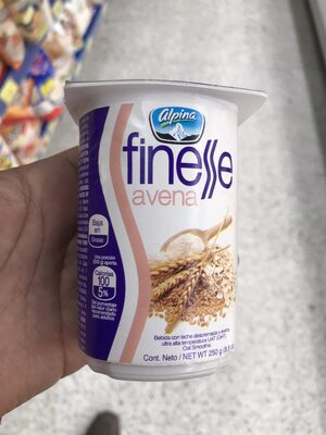 Finesse avena - Product