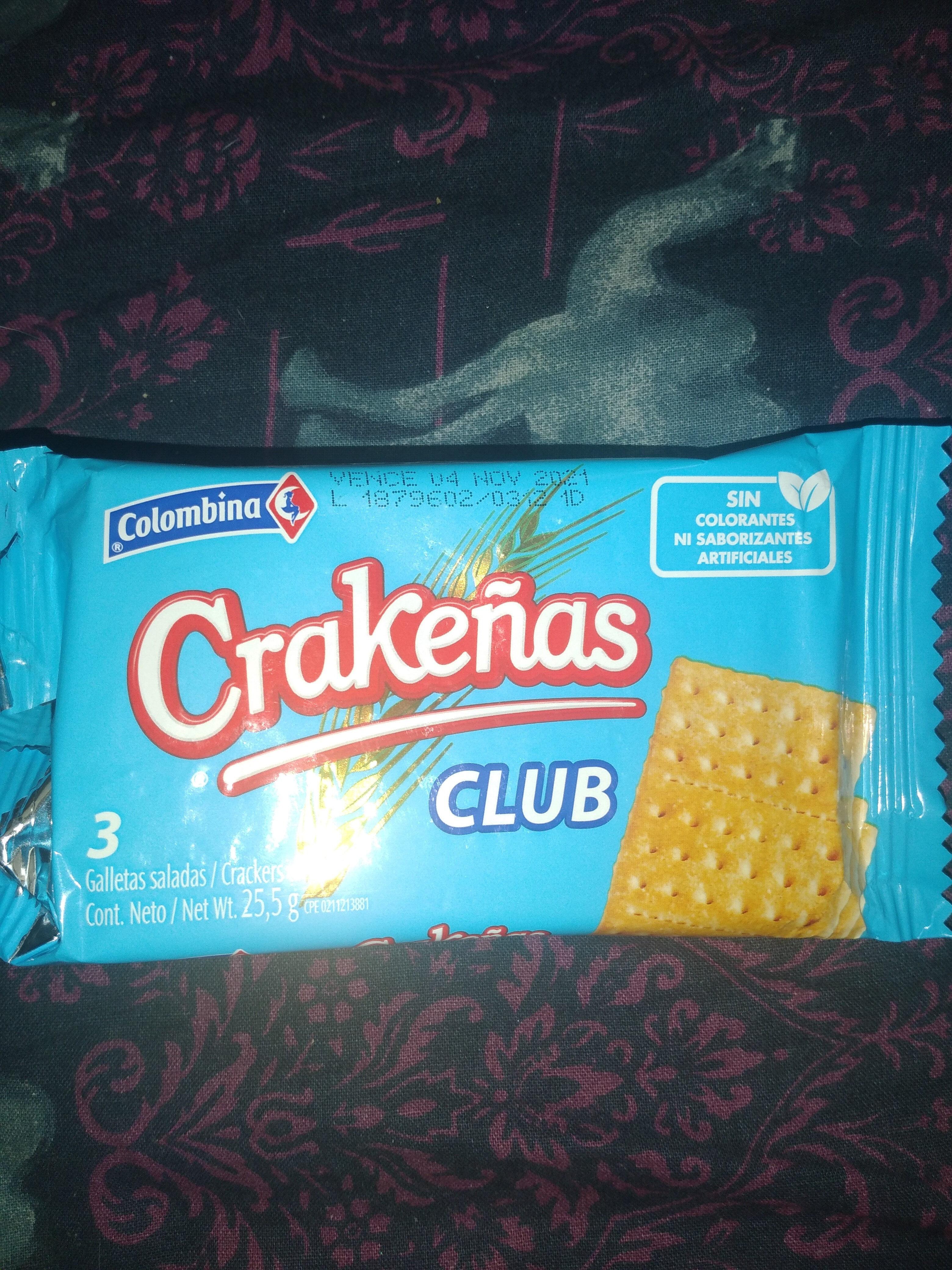 crakeñas club - Produit - es