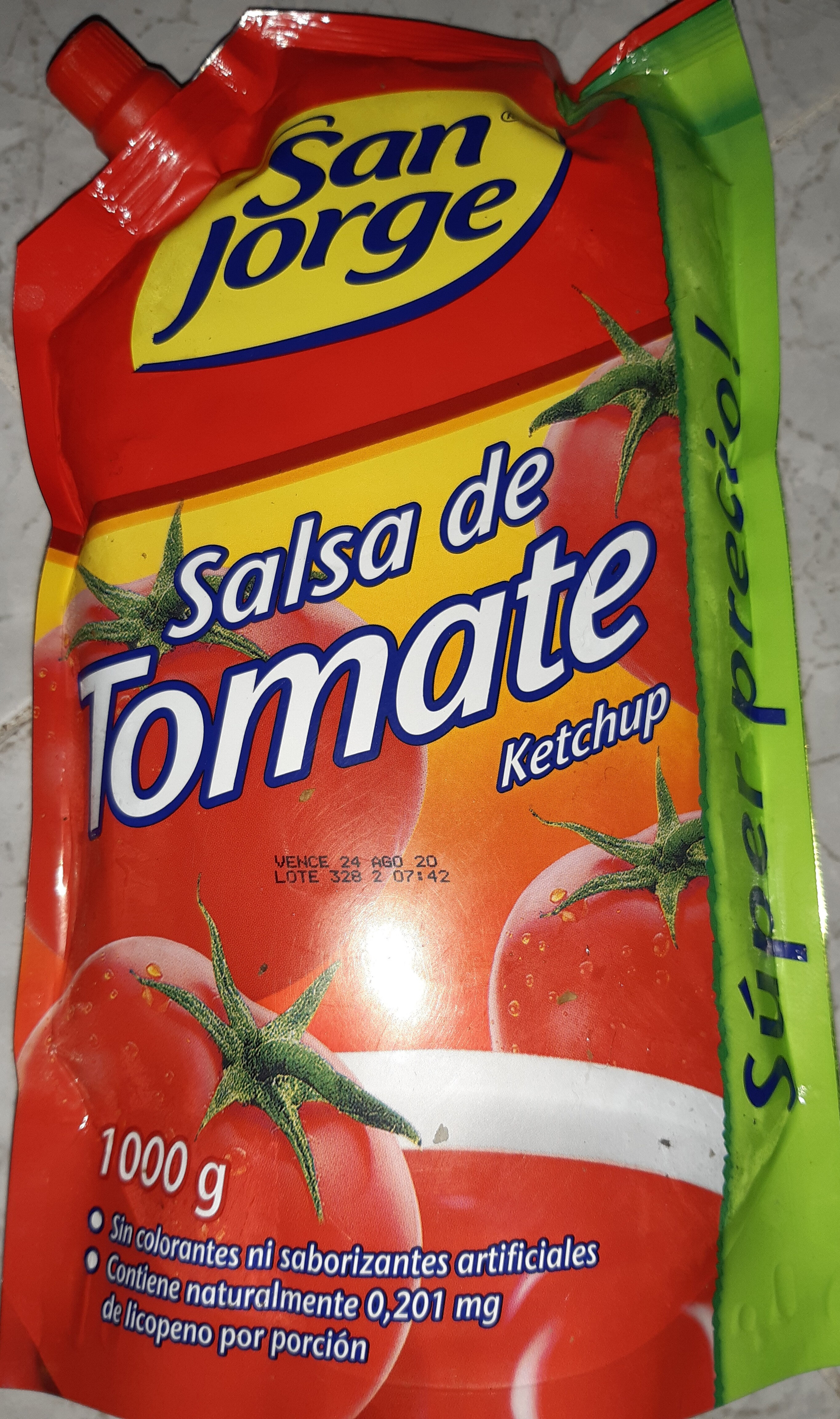 salsa de tomate - Product - es