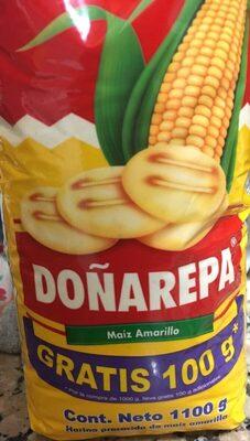 Harina de maiz amarillo - Producto - es