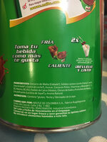 Milo - Ingredients
