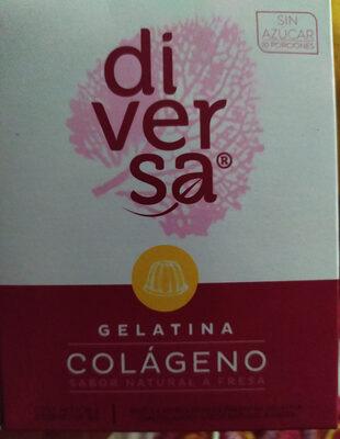 gelatina colageno - Produit - es
