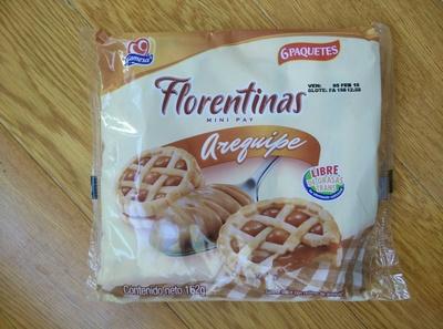 Florentinas Arequipe - Product - en
