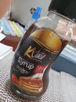 syrup - Product - es