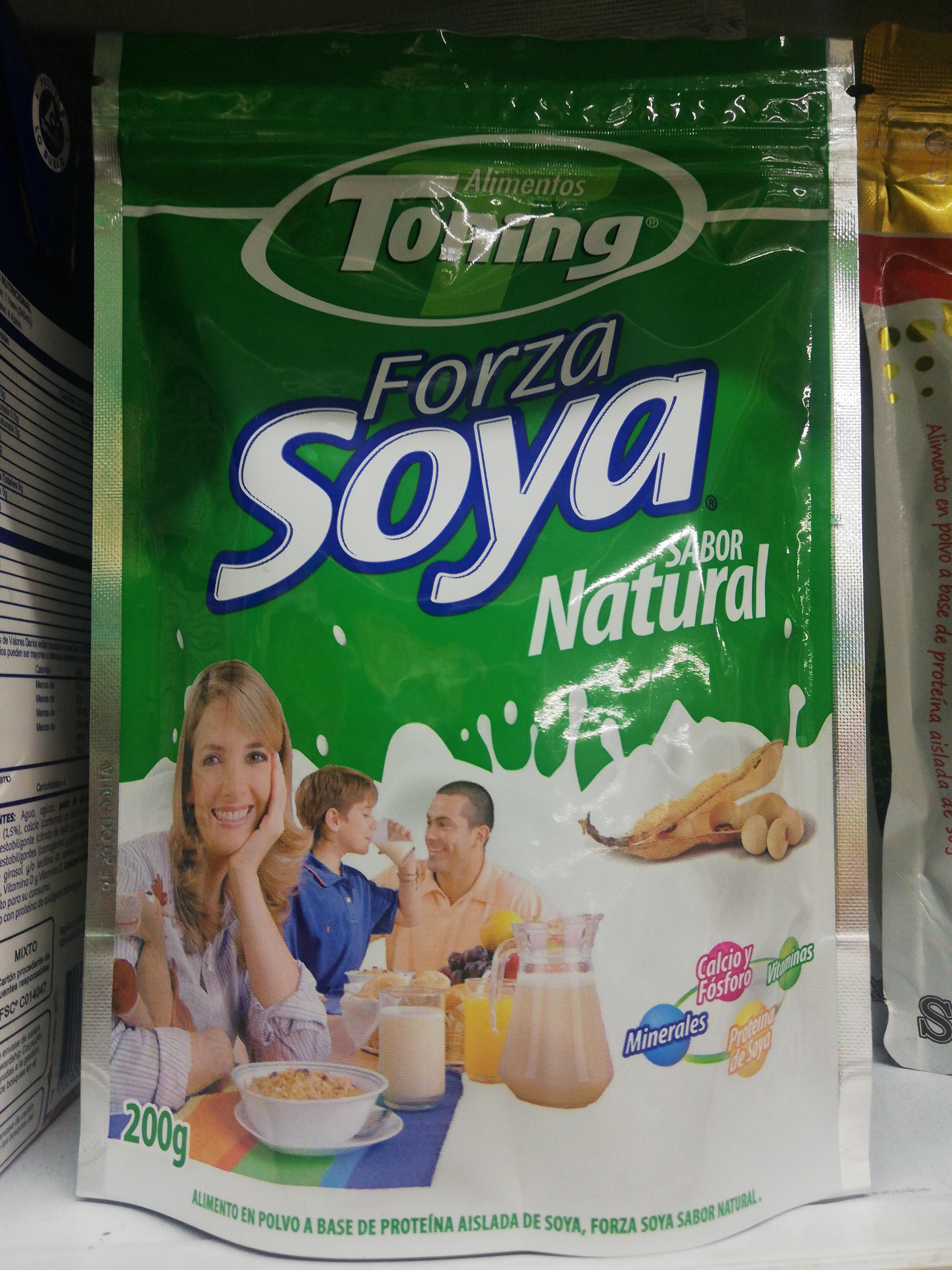 forza soya - Product - es