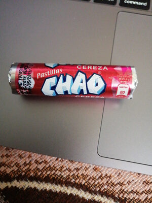 Pastillas Chao cerez - Product