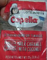 Panelita de dulce con leche y coco - Product - es